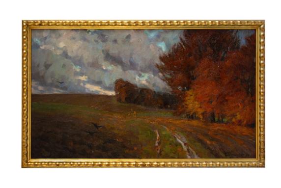 "Gemälde ""Herbst"""